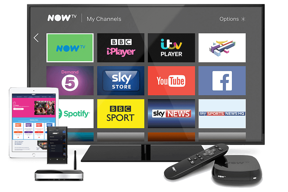Use a VPN Router to get NowTV unblocked