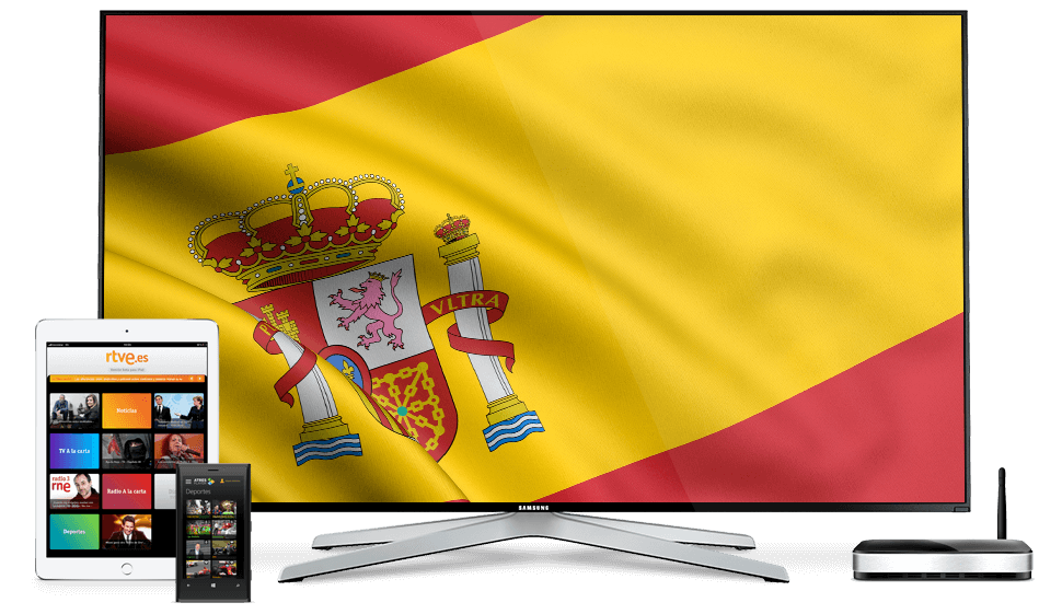 Watch RTVE from anywhere with our Spanish VPN